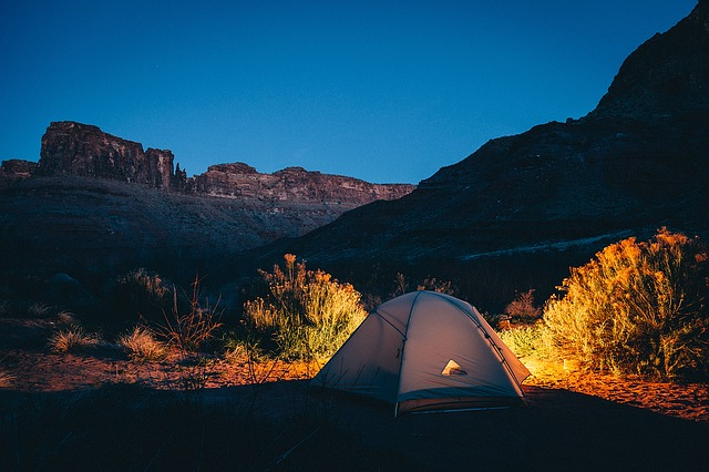 ベストシーズン!秋はキャンプを楽しもう♪
