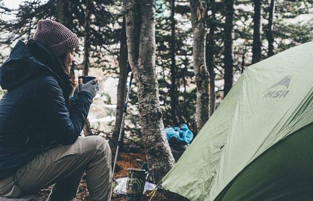 冬にもオートキャンプはできる!注意点を知っておこう