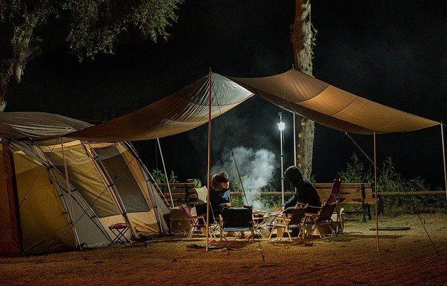 カンガルースタイルで気楽にキャンプを楽しもう!