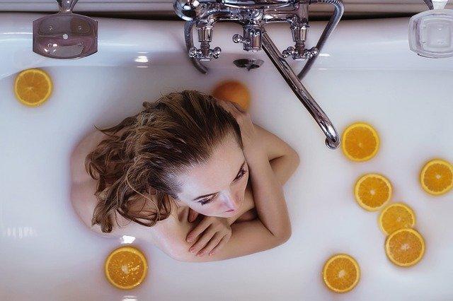 休日にはゆっくりお風呂に浸かろう!お風呂の効果